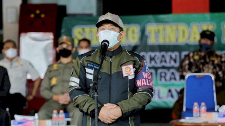 BOR RS Covid-19 di Bandung Sudah Lampaui 90 Persen