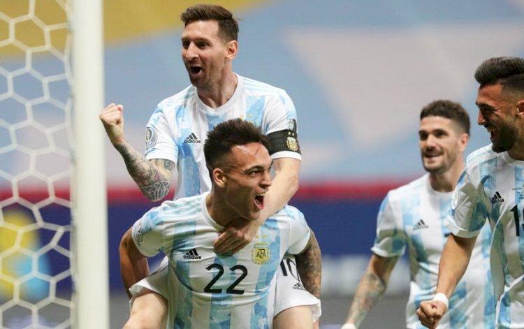 Wali Kota Rio de Jainero Izinkan Final Copa America Disaksikan 6.500 Penonton
