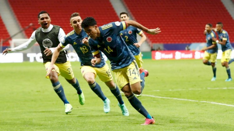 Kalahkan Peru 3-2, Kolombia Juara Ketiga Copa America 2021
