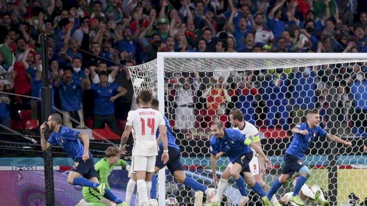 Italia Juara Euro 2020, Kandaskan Inggris Lewat Adu Penalti 3-2 (1-1)