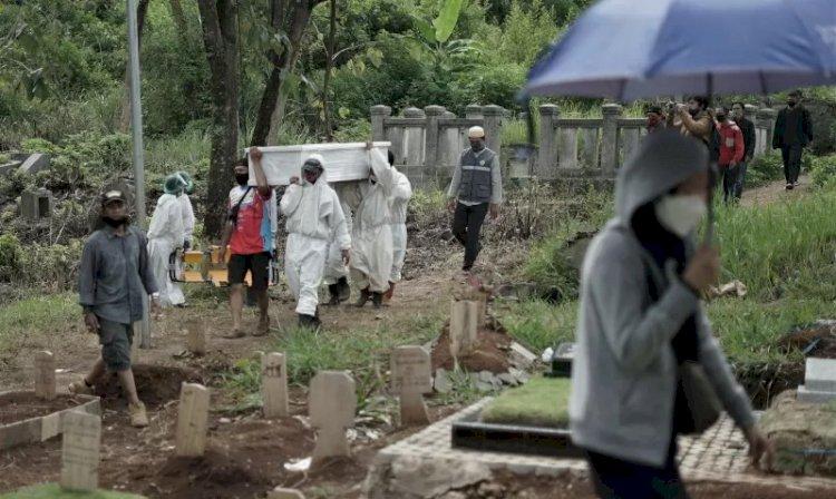 Cegah Kasus Pungli Terulang, Polisi Siagakan Personel di TPU Cikadut Bandung