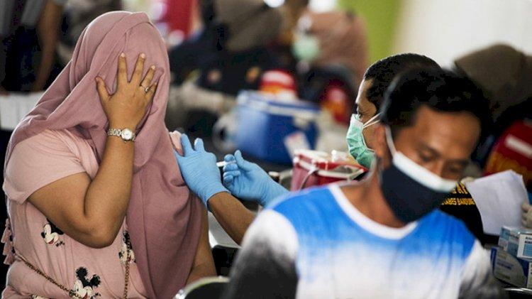 Butuh Waktu 20 Bulan Selesaikan Vaksinasi Covid-19 di Indramayu