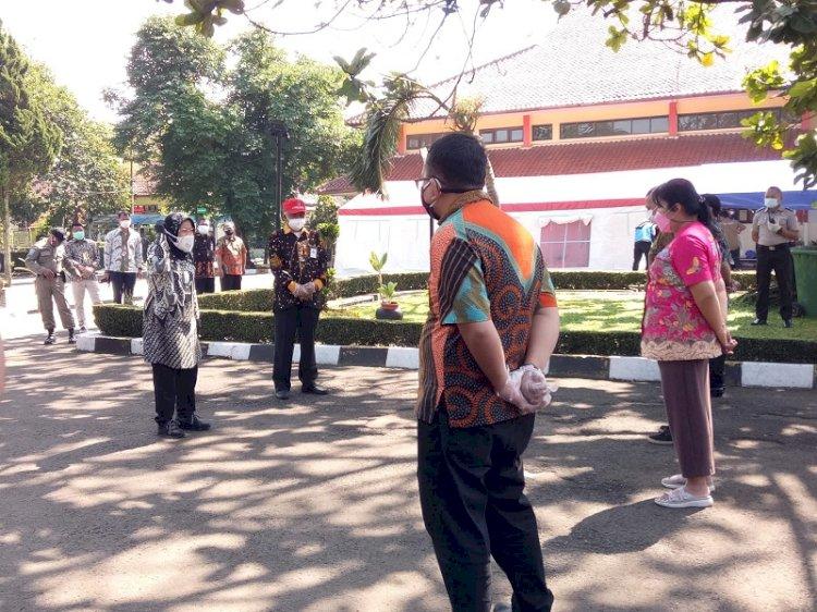 Mensos Risma Naik Pitam, Dapur Umum di Wyata Guna Bandung Tak Sesuai Harapan