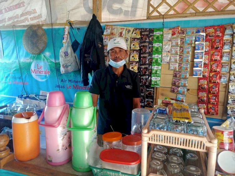 Robohnya Usaha Kecil Menengah, Pedagang: Kami Dapat Uang dari Mana?