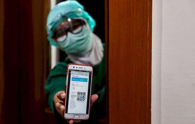 Cermat Simpan Sertifikat Vaksinasi, Ada Data Pribadi dan QR Code