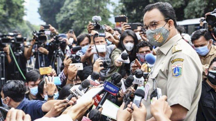 Survei Kapasitas Capres 2024: Anies Tertinggi, Disusul Ridwan Kamil