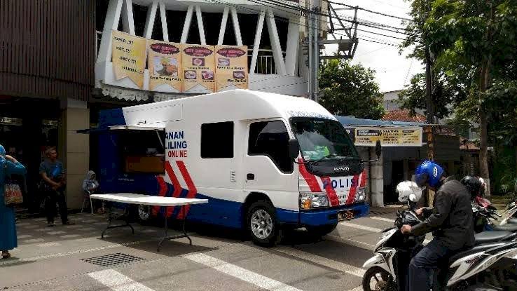 Jadwal SIM Keliling di Kota Bandung Hari Ini