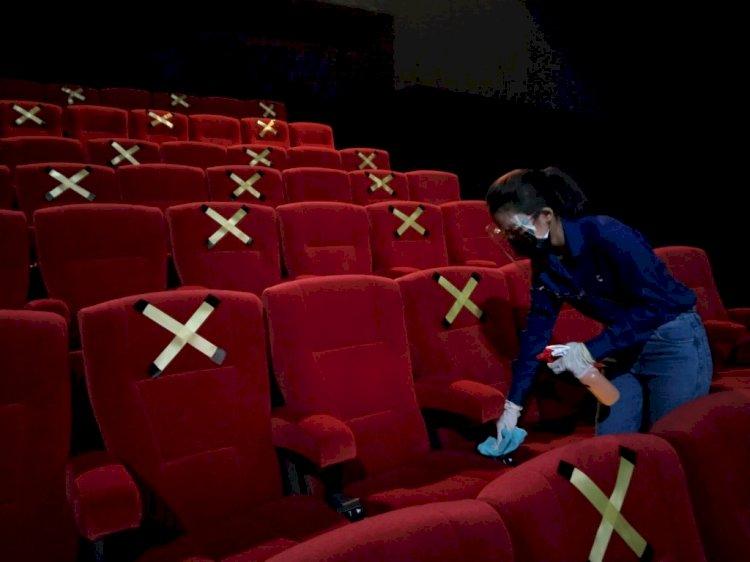 Pemerintah Diminta Perhatikan Nasib Pengusaha Bioskop di Masa Pandemi