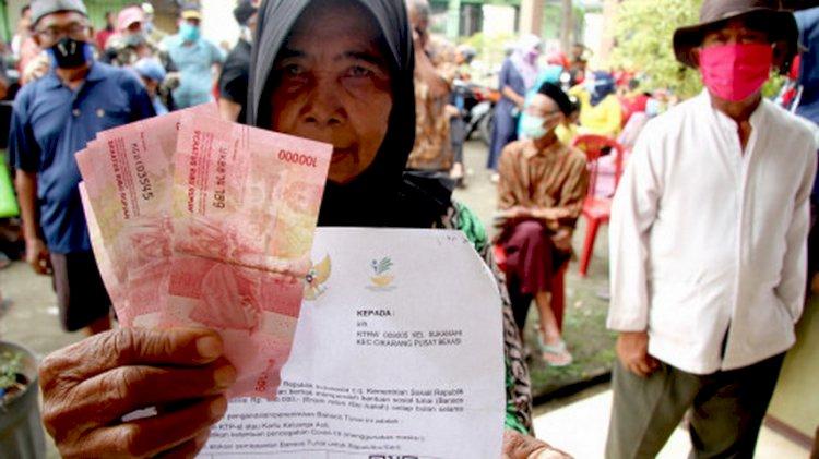 77.000 KK di Bogor Terima Bansos Tunai