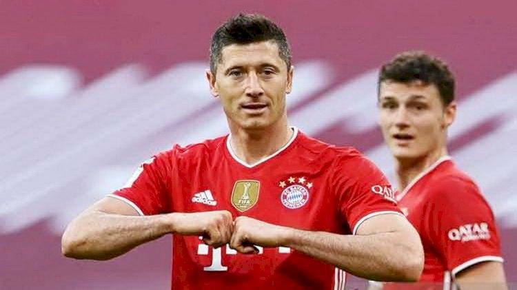 Chelsea Dikabarkan Kembali Dekati Lewandowski