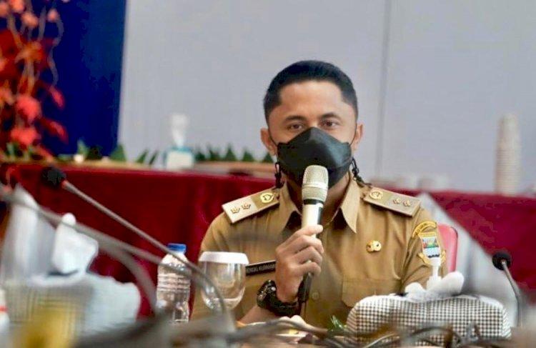 Berbagai Ormas Kabupaten Bandung Barat Desak DPRD Interpelasi Plt Bupati Hengky Kurniawan