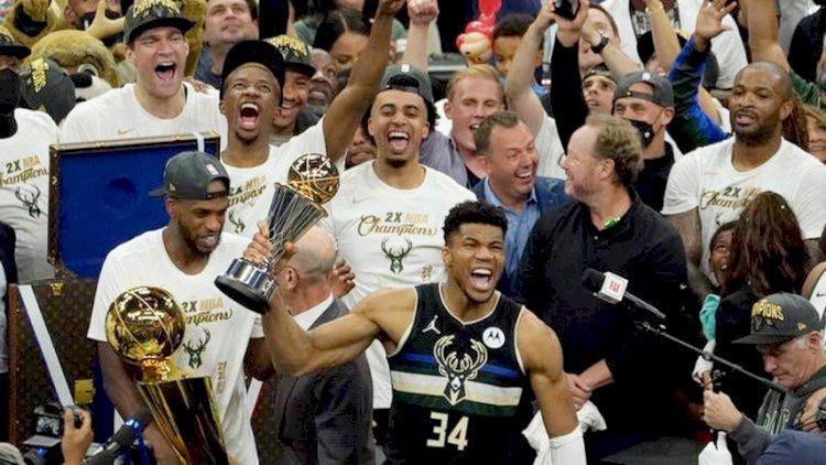 Milwaukee Bucks Juara NBA, Penantian Panjang 50 Tahun