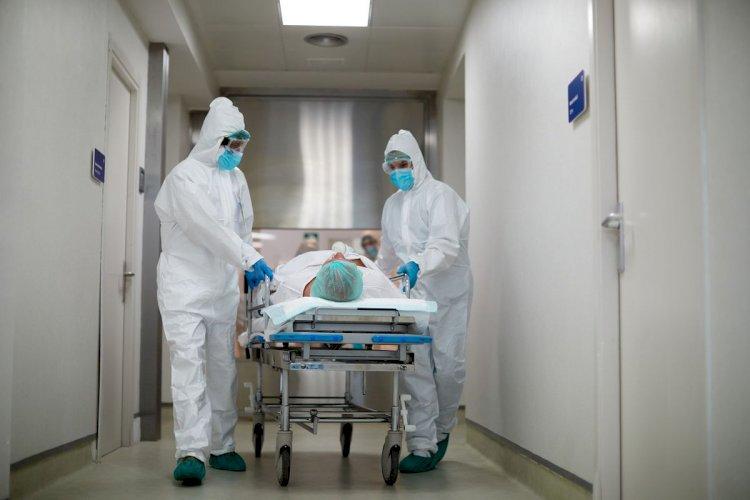 Pasien Covid-19 Belum Turun Signifikan, Satgas IDI: RS Masih Penuh