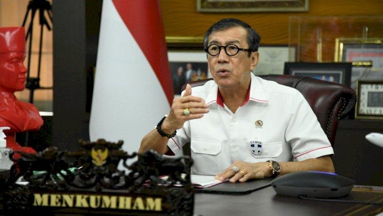 Yasonna Laoly: Tenaga Kerja Asing Tak Lagi Bisa Masuk Indonesia