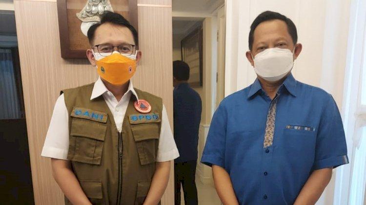 Mendagri Tunjuk Dani Ramdan sebagai Penjabat Bupati Bekasi