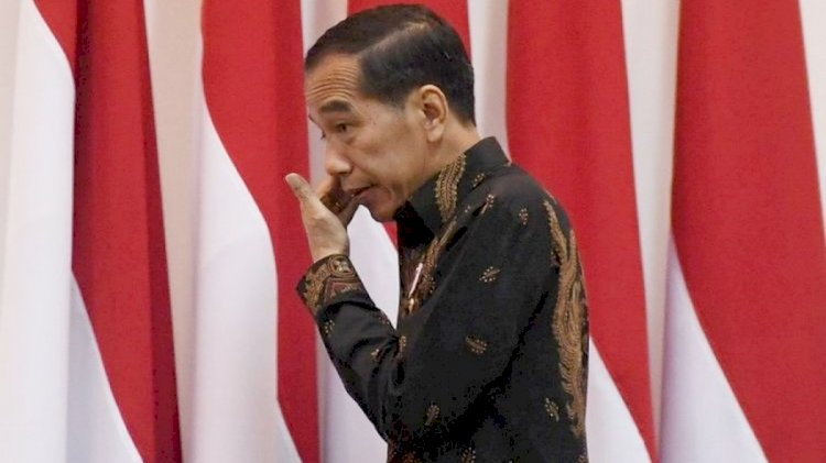 Kekesalan Presiden Jokowi