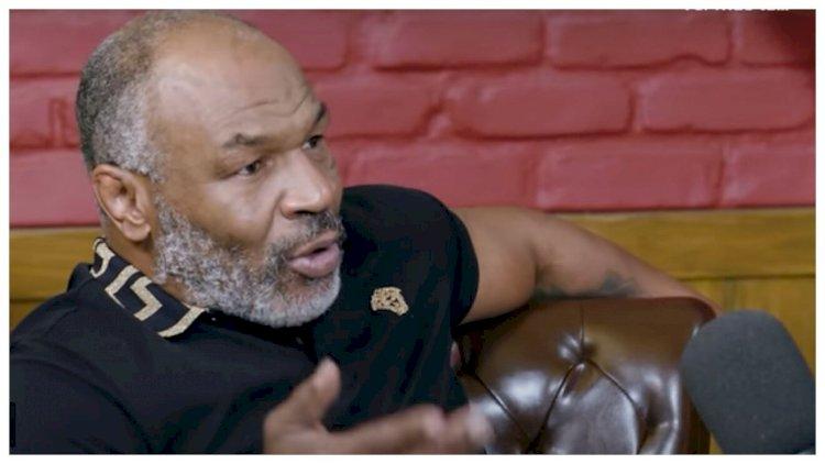 Penggunaan Steroid dalam Olahraga 'Berkelahi', Mike Tyson: Itu Percobaan Pembunuhan!