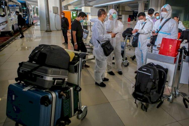 Penerapan Pembatasan Kedatangan WNA Mulai 23 Juli