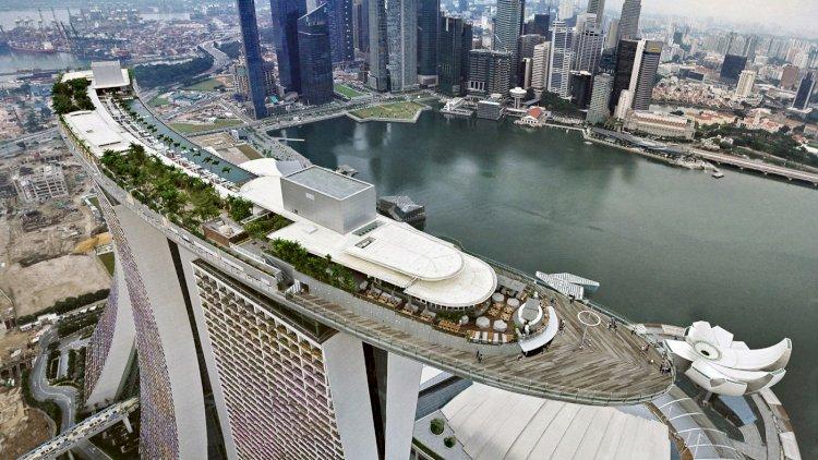 Klaster Kasino Meningkat, Pemerintah Singapura Tutup Marina Bay Sands
