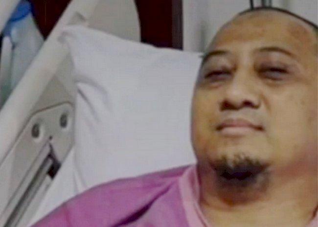 Kondisinya Stabil, Ustaz Yusuf Mansur Tulis Doa Minta Kesembuhan