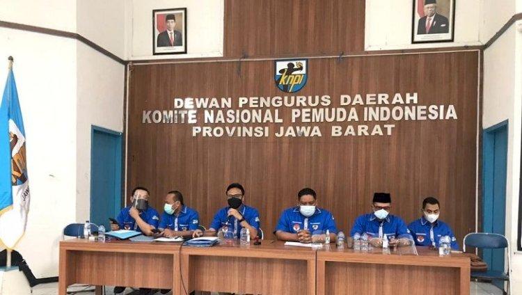 Musda XV KNPI Jabar 2021 Diundur : Farda, Hendra dan Yusuf Lolos Sebagai Calon Ketua