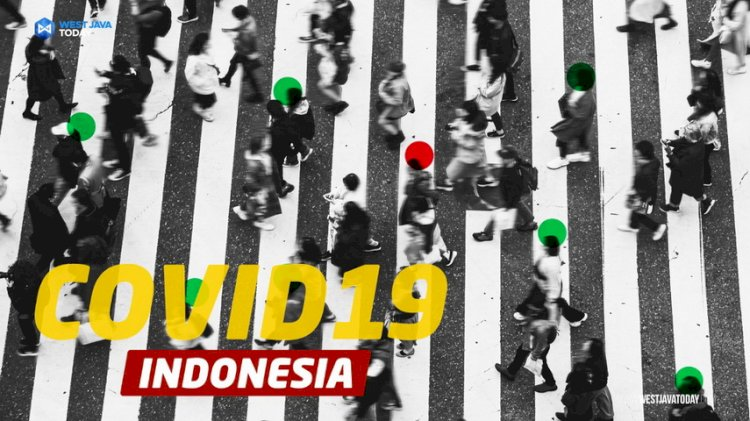 Bertambah 49.509, Total Kasus Covid-19 di Indonesia Lampaui Angka 3 Juta