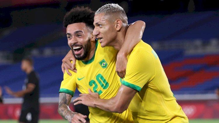 Brazil Tekuk Jerman 4-2 di Laga Perdana Grup D