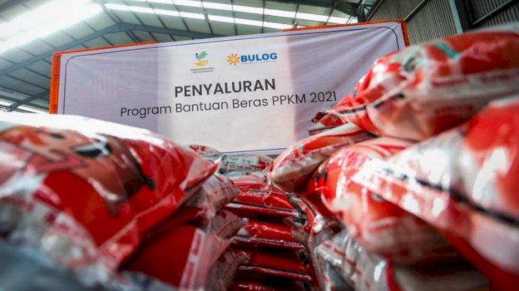 Pemkot Bandung Genjot Penyaluran Bansos PPKM Darurat