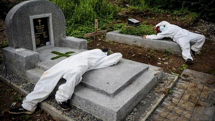 Angka Kematian Harian di Indonesia Kembali Tercatat Tertinggi di Dunia