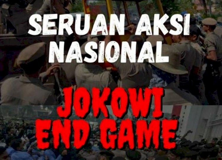 Tanggapi Isu Demo Jokowi End Game, Mahfud MD: Aspirasi Bisa Lewat Surat Atau Telepon