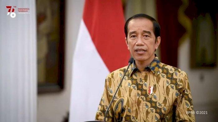 Jokowi Perpanjang PPKM Level 4 Hingga 2 Agustus 2021