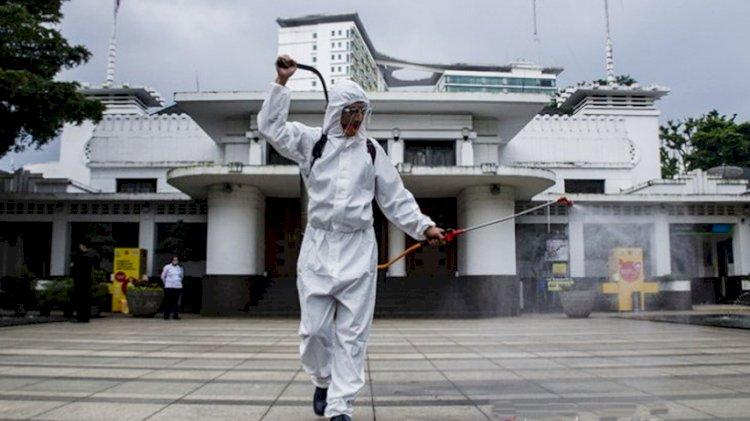 Kasus Covid-19 di Bandung Meningkat Signifikan pada Akhir Pekan