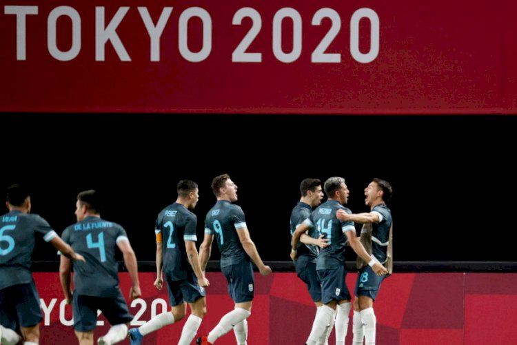 Argentina, Spanyol dan Prancis Menang, Brasil Imbang