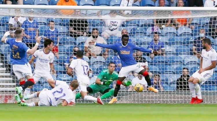 Madrid Dipecundangi Glasgow Rangers 1-2 Pada Laga Persahabatan Pramusim