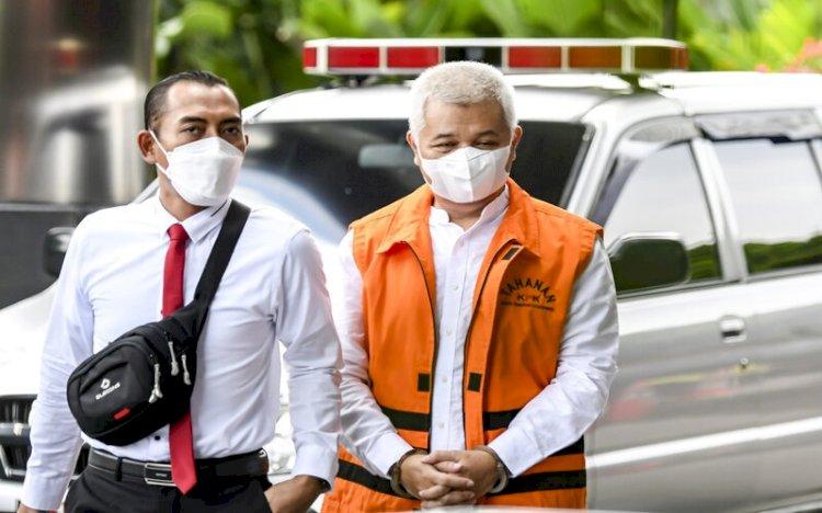 KPK Panggil Bupati Nonaktif Bandung Barat Aa Umbara, Hari Ini