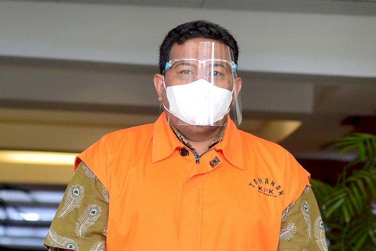 Azis Syamsuddin dan Penyidik Robin Akan Dihadirkan di Sidang Suap Walkot Tanjungbalai