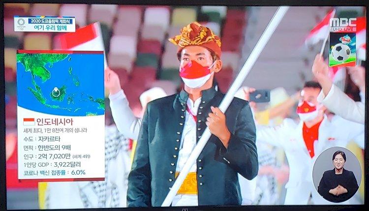 Rasis? TV Korsel Dinilai Permalukan Sejumlah Negara di Olimpiade Tokyo