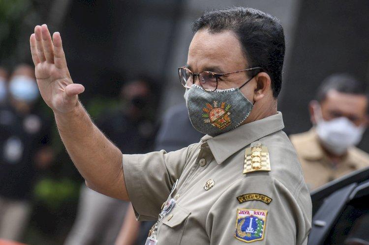 Kasus Pengadaan Lahan Rumah DP Nol Rupiah, KPK Segera Panggil Anies Baswedan