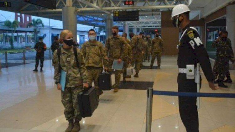 Ribuan Tentara AS Akan Masuk Indonesia, TNI AD: Semua Ikuti Prosedur Ketat