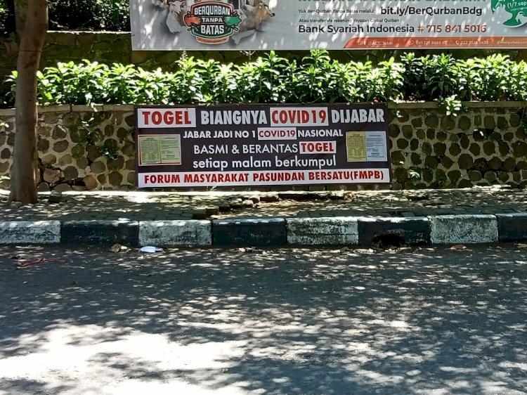 Polisi Diminta Serius Tangani Judi Togel yang Tengah Marak di Jawa Barat