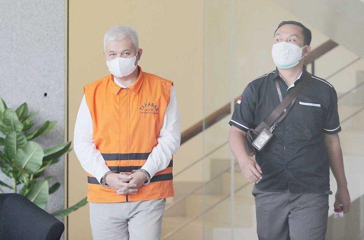 Aa Umbara Sutisna Dicecar Soal Jatah Uang dari Pengadaan Bansos di Bandung Barat