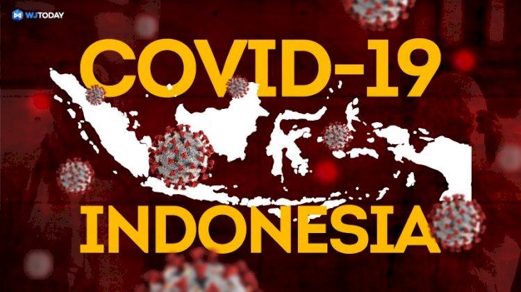 Sebaran Kasus Covid-19 di Indonesia Pada 29 Juli 2021; Jabar Sumbang 7.519 Kasus Baru