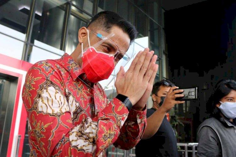 KPK Cecar Wabup Bandung Barat bersama Tersangka Bansos Covid-19