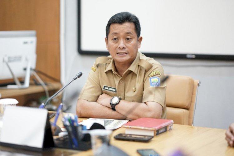 Sekda Ema Sumarna Bantah Ajukan Surat Plt Wali Kota Bandung