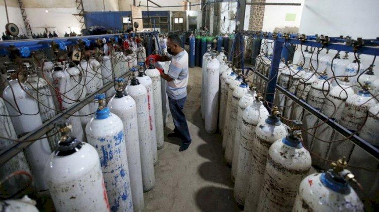 Pemkot Bandung Pastikan Stok Tabung Oksigen untuk Puskesmas Mencukupi
