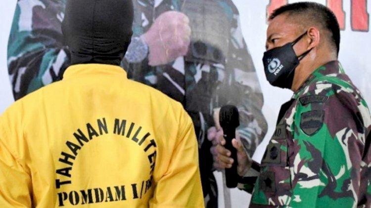 Empat Oknum TNI AD Terlibat dalam Pembunuhan Jurnalis di Sumut