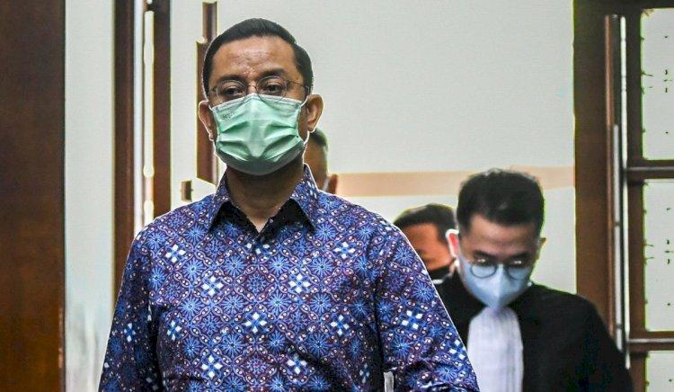 Mantan Jubir KPK: Sejak Awal Saya Tak Percaya Ketua KPK soal Hukuman Mati Juliari