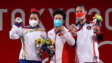 Lifter China Diduga Doping, Windy Berpeluang Raih Perak