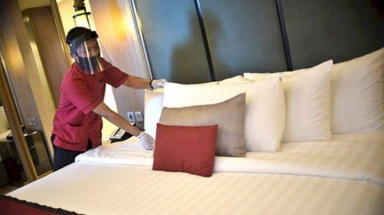 DPR Dapat Fasilitas Isoman di Hotel Berbintang Lukai Hati Rakyat