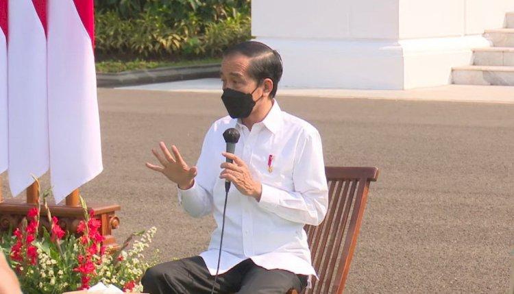 Sebut PPKM Darurat sebagai Semi Lockdown, Jokowi: Itu Saja Masyarakat Menjerit